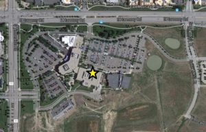 harmony campus map